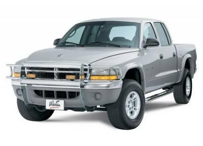 Westin - Dodge Dakota Westin Signature Series Step Bars - 25-0940