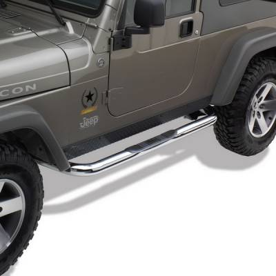 Westin - Jeep Wrangler Westin Signature Series Step Bars - 25-0970