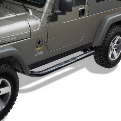 Westin - Jeep Wrangler Westin Signature Series Step Bars - 25-0975