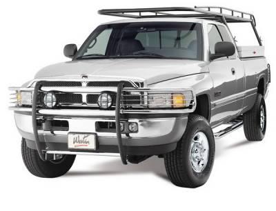 Westin - Dodge Ram Westin Signature Series Step Bars - 25-1240