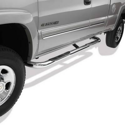 Westin - Chevrolet Silverado Westin Signature Series Step Bars - 25-1680