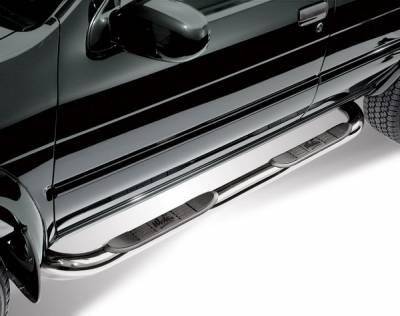 Westin - Nissan Pathfinder Westin Signature Series Step Bars - 25-1850