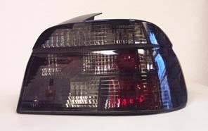 Custom - Crystal Smoked Tail Lights