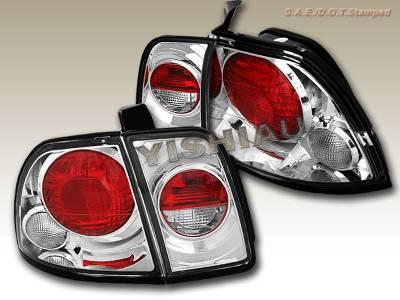 Custom - JDM Chrome Altezza Tail Lights