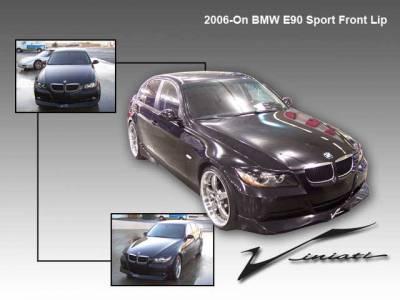 Custom - Sport Front Bumper Lip