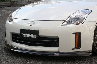 Chargespeed - Nissan 350Z Chargespeed Bottom Line Front Lip