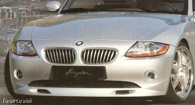 Custom - Breyton Front Spoiler Lip