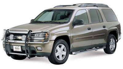 Westin - Chevrolet Trail Blazer Westin Platinum Series Step Bars - 26-2240
