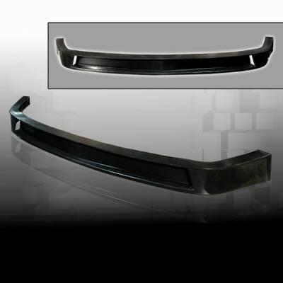 Custom Disco - Volkswagen Golf Custom Disco Front Bumper Lip - LPF-GLF99-ABS