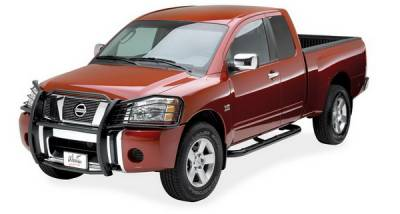 Westin - Nissan Titan Westin Platinum Series Step Bars - 26-2555