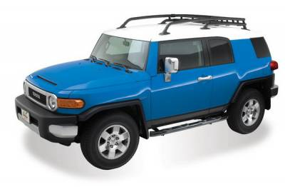 Westin - Toyota FJ Cruiser Westin Platinum Series Step Bars - 26-3125