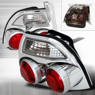 Custom Disco - Honda Accord Custom Disco JDM Skyline Taillights - LT-ACD94GN