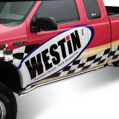 Westin - Ford Superduty F250 Westin Sport Step Tubes - 28-0230