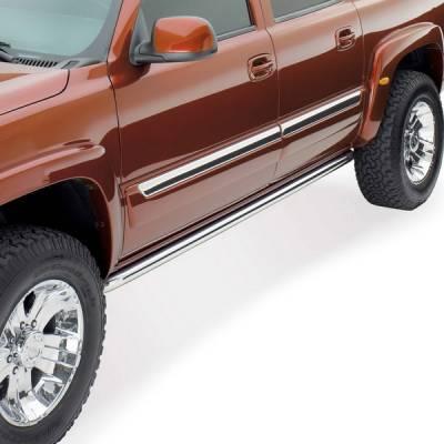 Westin - Chevrolet Suburban Westin Sport Step Tubes - 28-0440