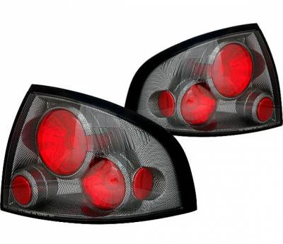 4 Car Option - Nissan Sentra 4 Car Option Altezza Taillights - Carbon Fiber Style - LT-NS00F-YD