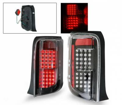 4CarOption - Scion xB 4CarOption LED Taillights - LT-SXB08LEDJB-KS