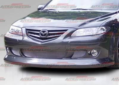 AIT Racing - Mazda 6 AIT Racing KS Style Front Bumper - M602HIKENFB