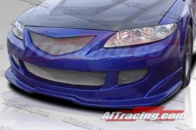 AIT Racing - Mazda 6 AIT Racing Mint Style Front Bumper - M602HIMINFB