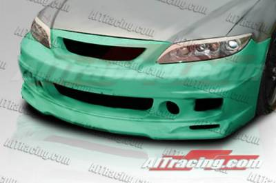 AIT Racing - Mazda 6 AIT Racing VIP Style Front Bumper - M602HIVIPFB