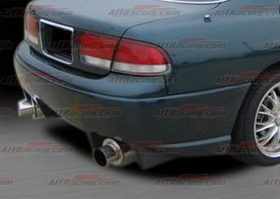 AIT Racing - Mazda 626 AIT Racing VS Style Rear Bumper - M62693HIVSSRB