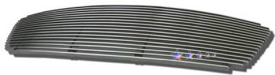 APS - Mazda 6 APS Billet Grille - Bumper - Aluminum - M66229A