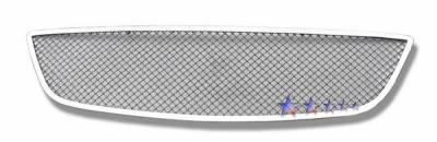 APS - Mazda RX-8 APS Wire Mesh Grille - Upper - Stainless Steel - M76281T