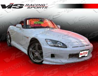 VIS Racing - Honda S2000 VIS Racing Grand Side Skirts - 00HDS2K2DGND-004