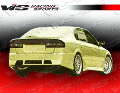 VIS Racing - Subaru Legacy VIS Racing STI Side Skirts - 00SBLEG4DSTI-004
