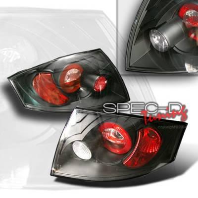Custom Disco - Audi TT Custom Disco JDM Black Taillights - LT-TT99JM-YD