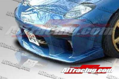 AIT Racing - Mazda RX-7 AIT Racing MS Style Front Bumper - M793HIMSSFB