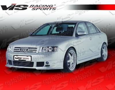 VIS Racing - Audi A4 VIS Racing A Tech Side Skirts - 02AUA44DATH-004