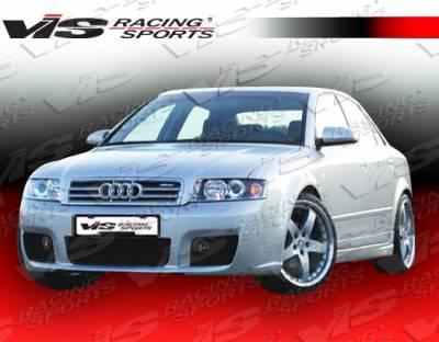 VIS Racing - Audi A4 VIS Racing Otto Side Skirts - 02AUA44DOTT-004