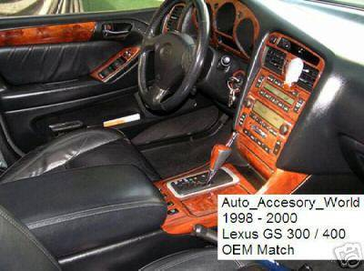 Custom - Dash Trim Kit OEM match