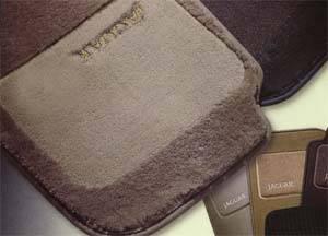 Custom - Wool Carpet Floor Mats