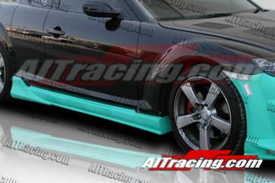 AIT Racing - Mazda RX-8 AIT Racing VS-GT Style Side Skirts - M803HIVSSSS