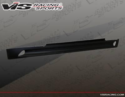 VIS Racing - Infiniti G35 2DR VIS Racing R35 Side Skirts - 03ING352DR35-004