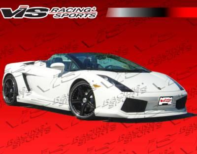 VIS Racing. - Lamborghini Gallardo VIS Racing VIP Side Skirts - 03LBGAL2DVIP-004