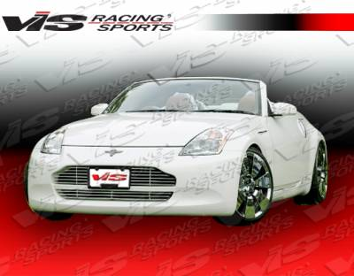 VIS Racing - Nissan 350Z VIS Racing DB7 Side Skirts - 03NS3502DDB7-004