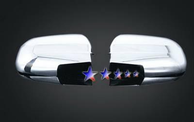 APS - Chevrolet Aveo APS Mirror Covers - MC07AVE4D