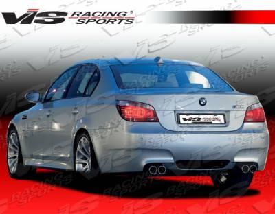 VIS Racing - BMW 5 Series VIS Racing M-5 Side Skirts - 04BME604DM5-004