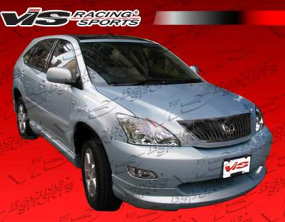 VIS Racing - Lexus RX330 VIS Racing Grand Touring Side Skirts - 04LXRX34DGDT-004