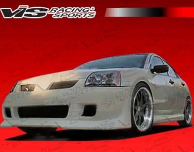 VIS Racing - Mitsubishi Galant VIS Racing G Speed Side Skirts - 04MTGAL4DGSP-004