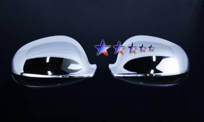 APS - Volkswagen Jetta APS Mirror Covers - MC343