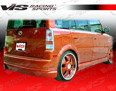 VIS Racing - Scion xB VIS Racing K Speed Side Skirts - 04SNXB4DKSP-004