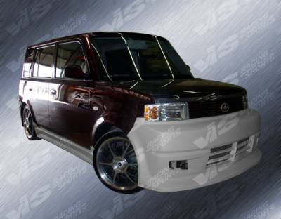 VIS Racing - Scion xB VIS Racing Techno R Side Skirts - 04SNXB4DTNR-004