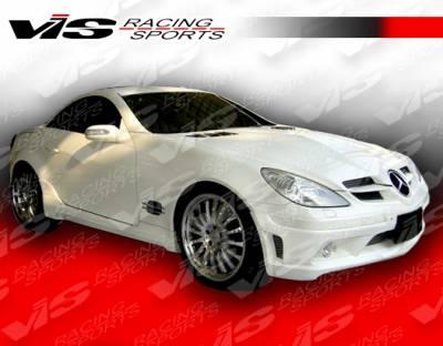 VIS Racing - Mercedes-Benz SLK VIS Racing C Tech Side Skirts - 05MER1712DCTH-004