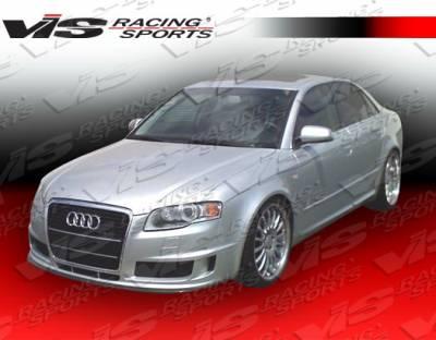 VIS Racing - Audi A4 VIS Racing DTM Side Skirts - 06AUA44DDTM-004