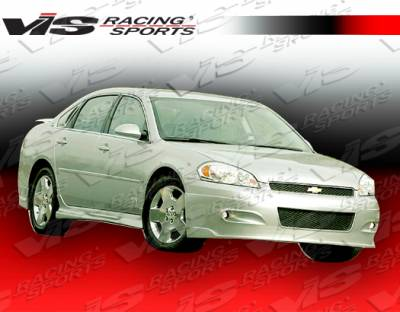 VIS Racing - Chevrolet Impala VIS Racing Race Side Skirts - 06CHIMP4DRAC-004