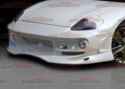 AIT Racing - Mitsubishi Eclipse AIT Racing BMX Style Front Bumper - ME00HIBMXFB
