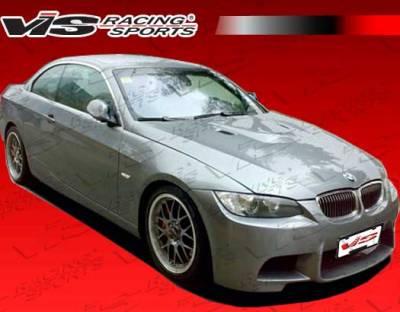 VIS Racing - BMW 3 Series VIS Racing M3 Style Side Skirts - 07BME922DM3-004